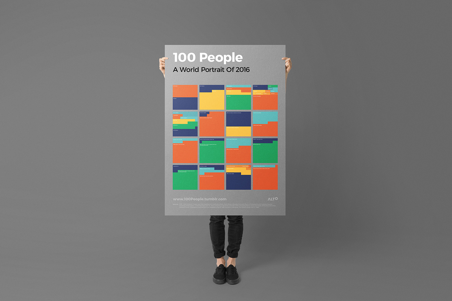 alto 100 people poster